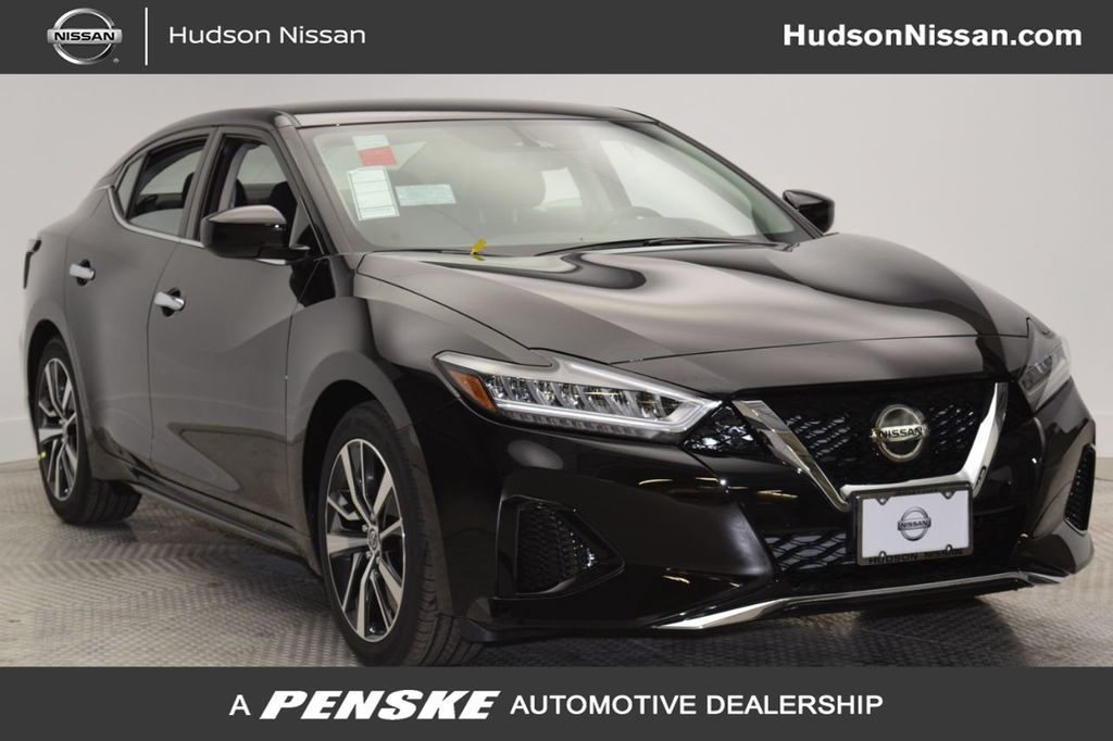 Certified Pre-Owned 2019 Nissan Maxima S 3.5L