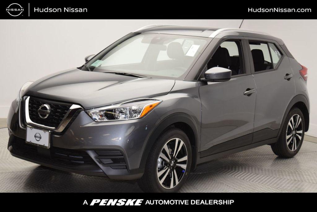 New 2020 Nissan Kicks SV FWD