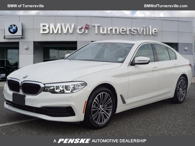 Certified Pre-Owned 2020 BMW 5 Series 530xi w/Leather & Convenience Package