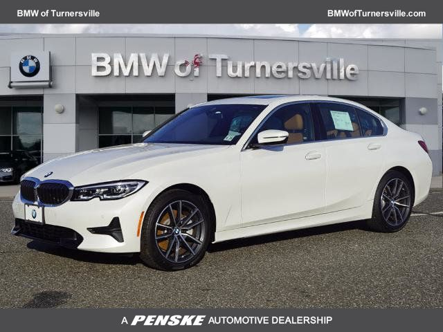 Certified Pre-Owned 2020 BMW 3 Series 330xi w/Leather & Premium Package