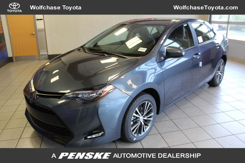 Pre-Owned 2019 Toyota Corolla TRAC