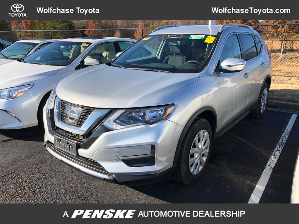 2017.5 Nissan Rogue >> Pre Owned 2017 Nissan Rogue 2017 5 Fwd S Front Wheel Drive Suv