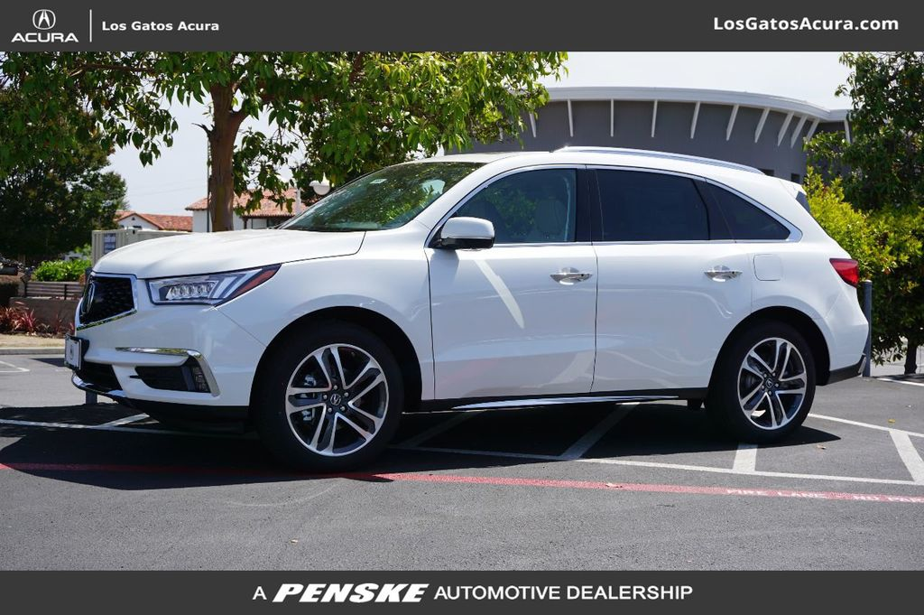 Pre-Owned 2018 Acura MDX SH-AWD w/Advance Pkg