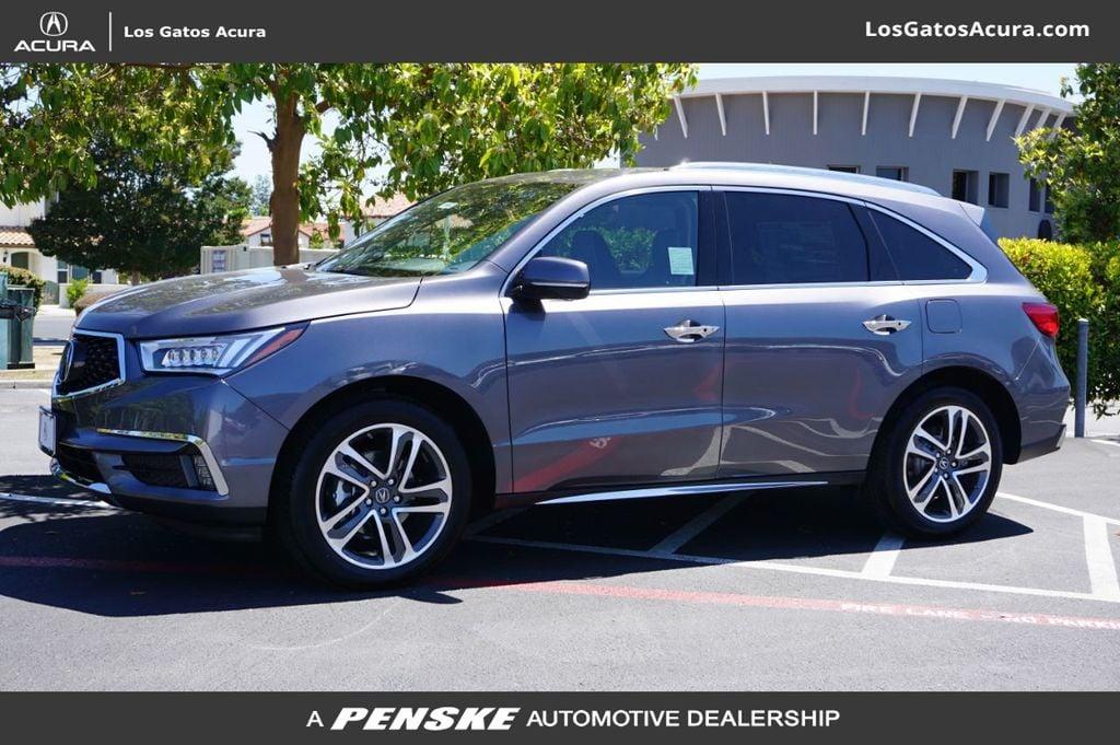 Pre-Owned 2018 Acura MDX SH-AWD w/Advance Pkg