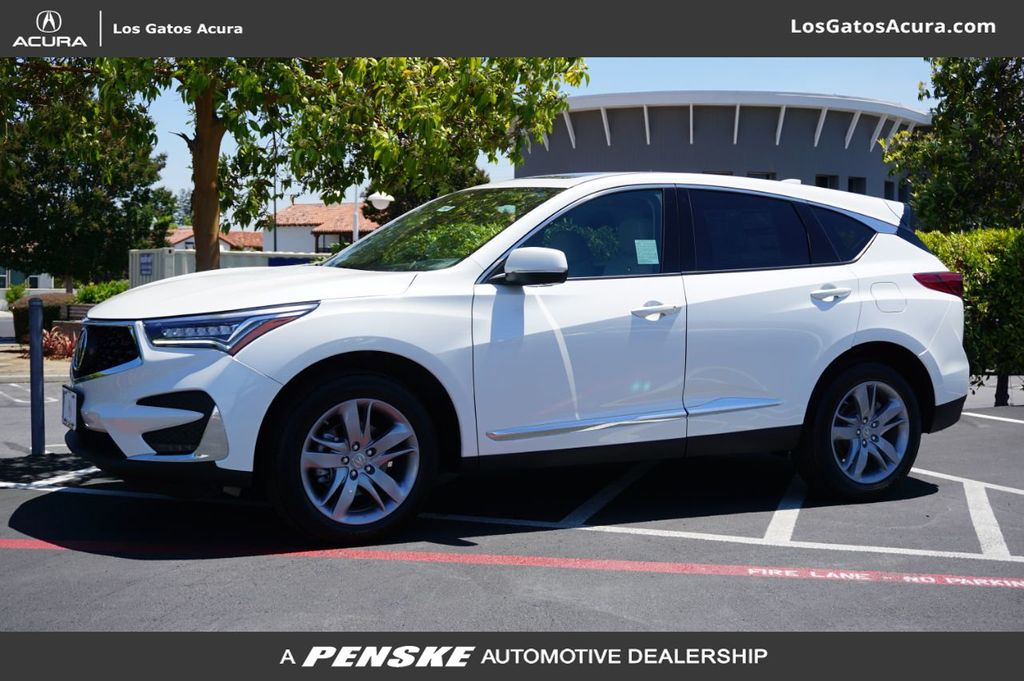 New 2020 Acura RDX FWD w/Advance Pkg