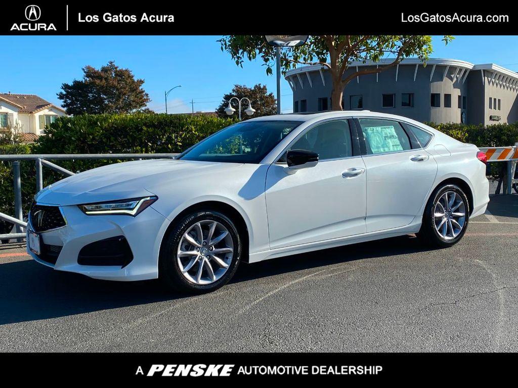 New 2021 Acura TLX Base