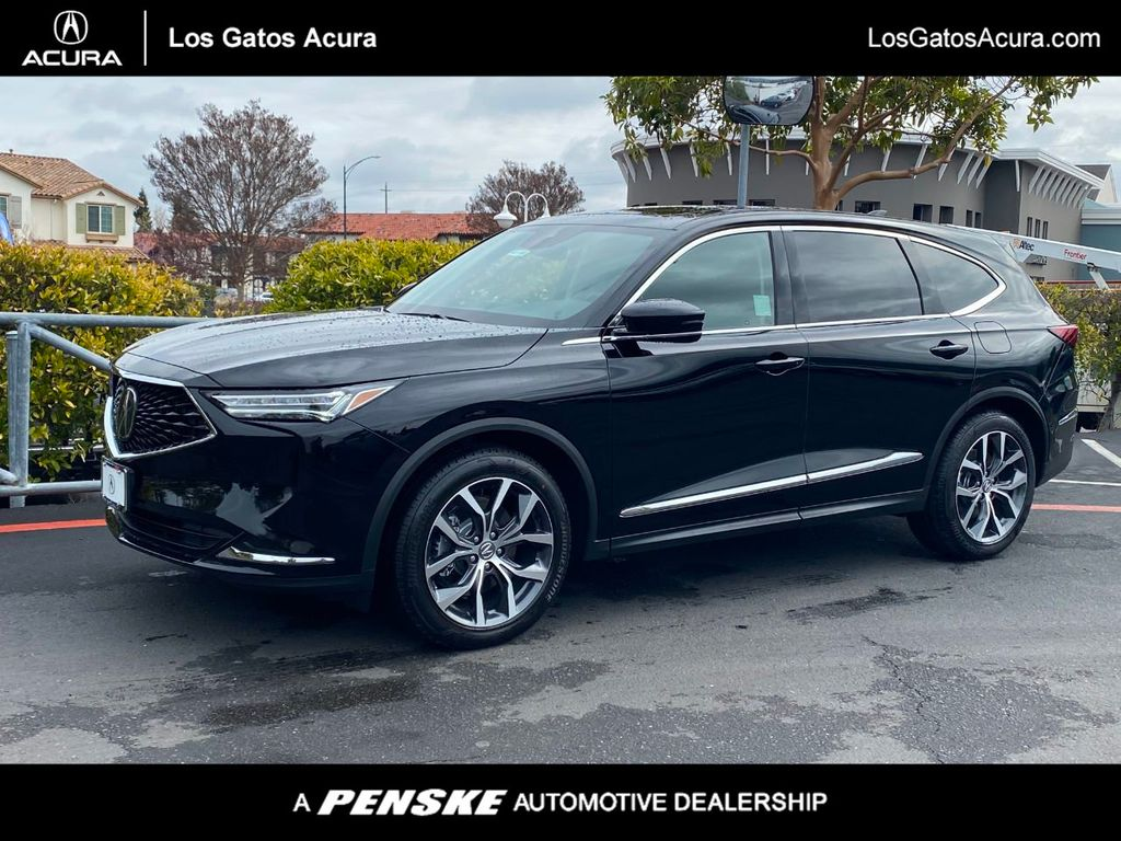 2022 Acura MDX with Technology Package