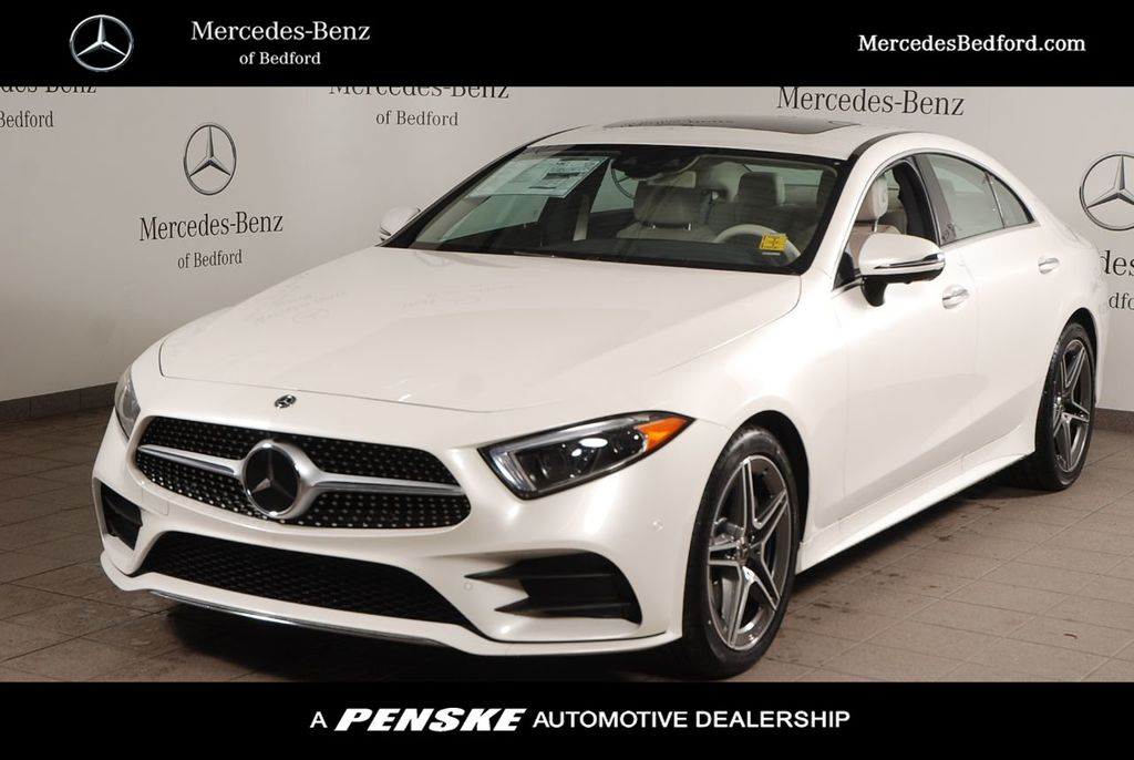 Pre-Owned 2019 Mercedes-Benz CLS CLS 450 4MATIC® Coupe
