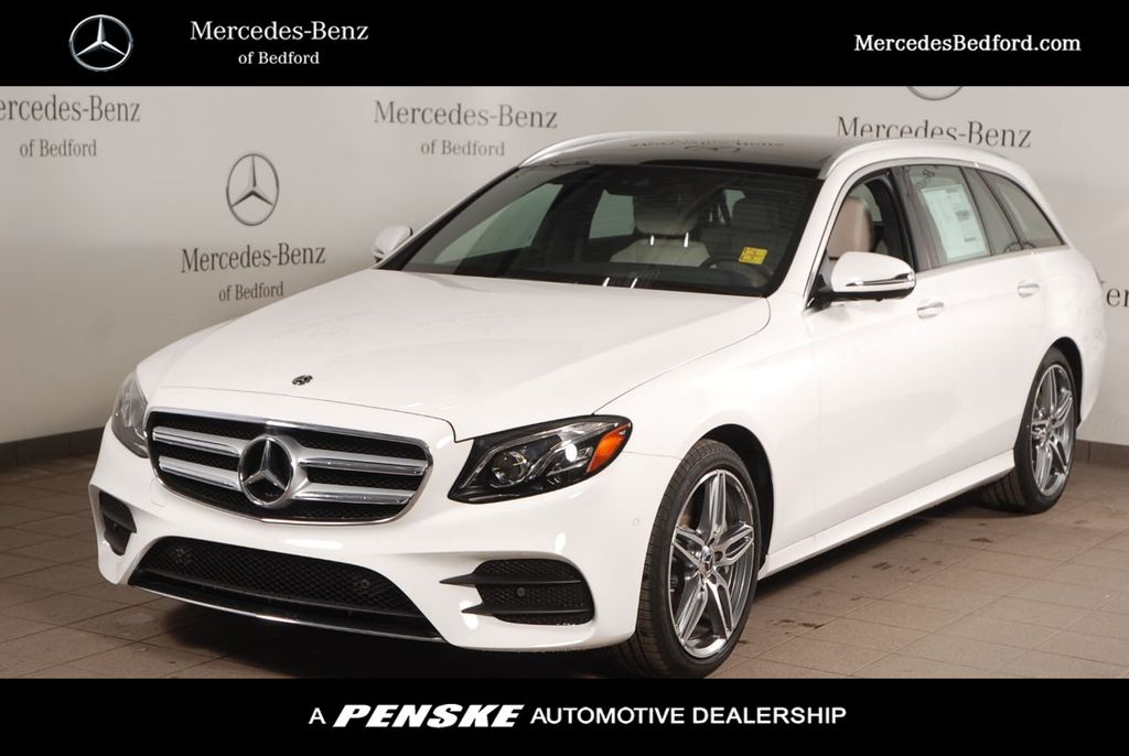 New 2019 Mercedes-Benz E-Class E 450 4MATIC® Wagon