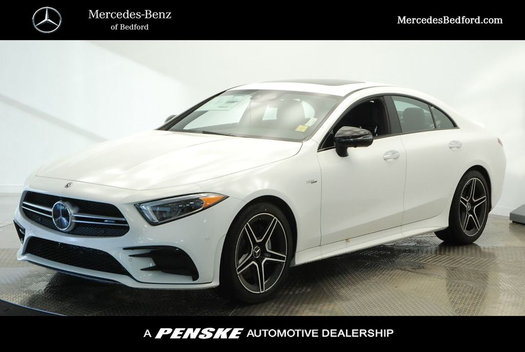 New 2020 Mercedes-Benz CLS AMG® CLS 53 Coupe