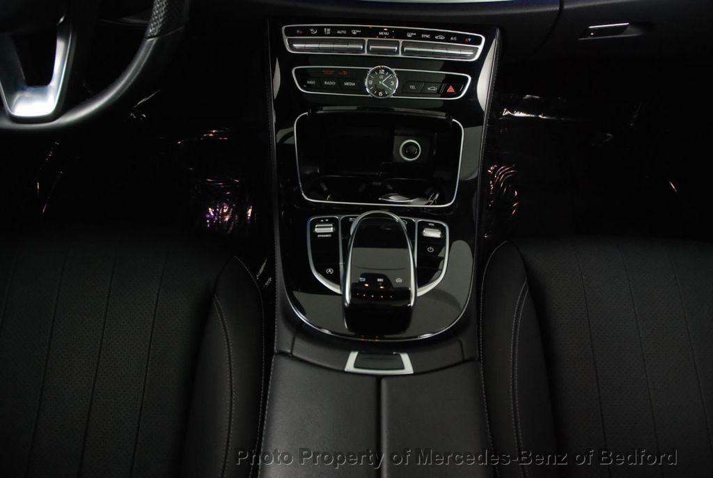 Certified Pre-Owned 2017 Mercedes-Benz E-Class E 300 Sport