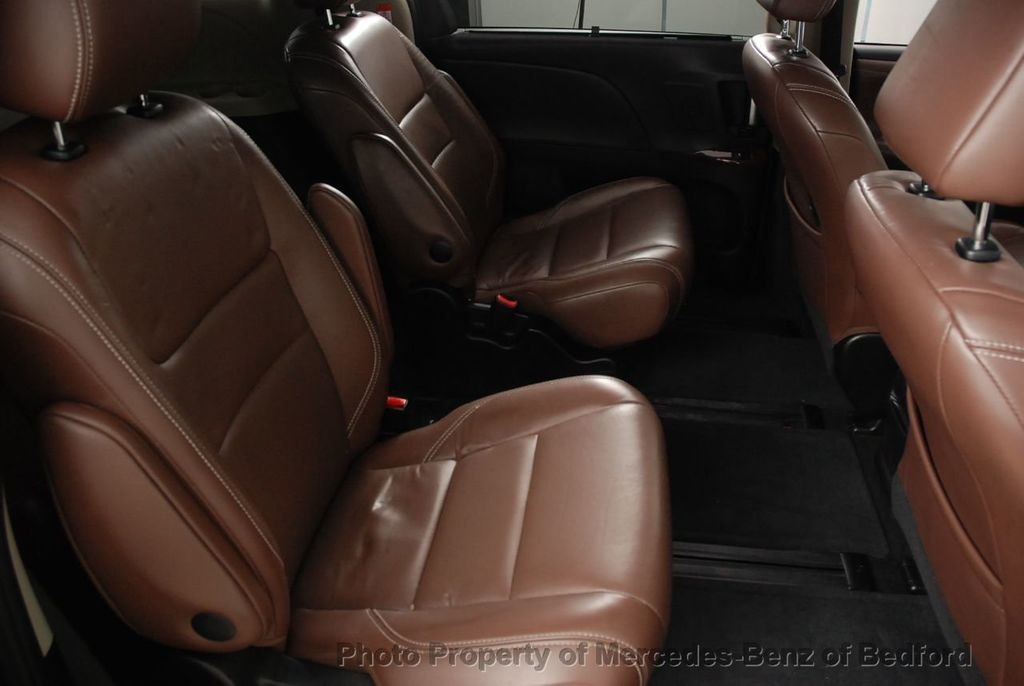 Pre-Owned 2015 Toyota Sienna Limited Premium