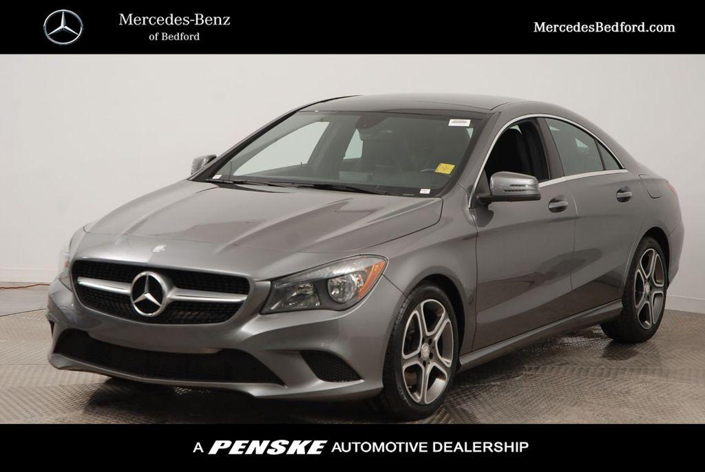 Pre-Owned 2014 Mercedes-Benz CLA CLA 250