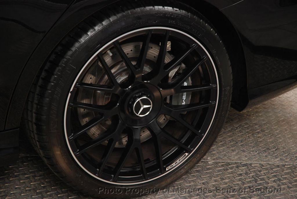 Certified Pre-Owned 2019 Mercedes-Benz C-Class AMG® C 63 Sedan