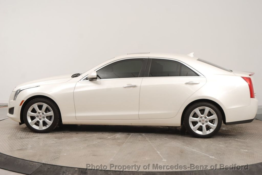 Pre-Owned 2013 Cadillac ATS 2.0L Turbo