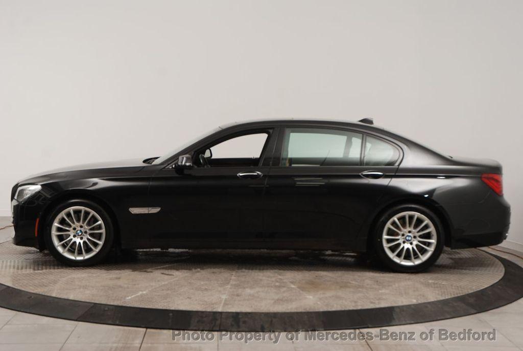 Pre-Owned 2014 BMW 7 Series 750Li xDrive
