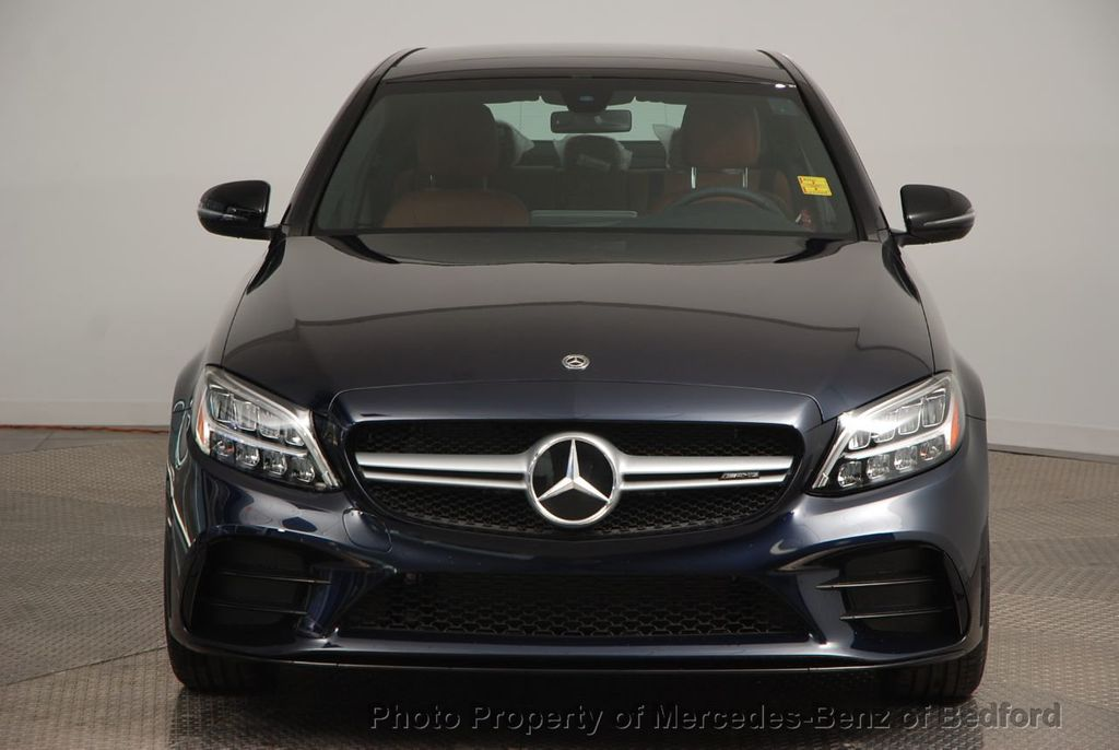 Pre-Owned 2020 Mercedes-Benz C-Class AMG® C 43 Sedan