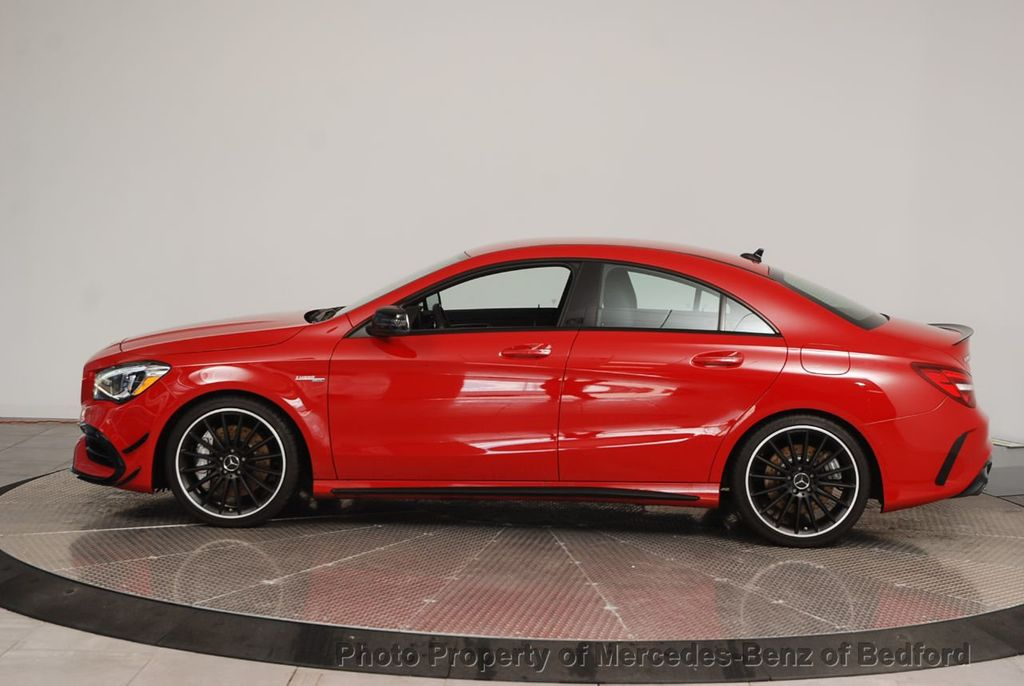Certified Pre-Owned 2018 Mercedes-Benz CLA AMG® CLA 45 Coupe