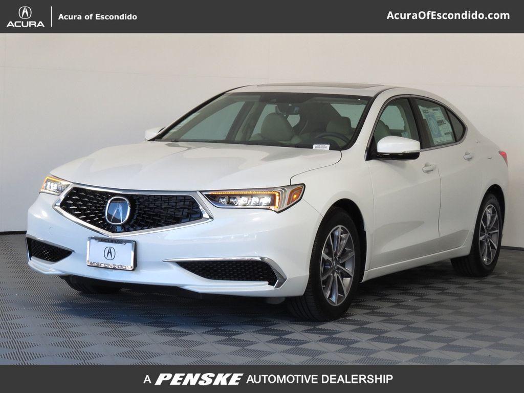 New 2020 Acura TLX Base