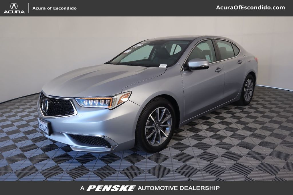 Certified Pre-Owned 2020 Acura TLX Base