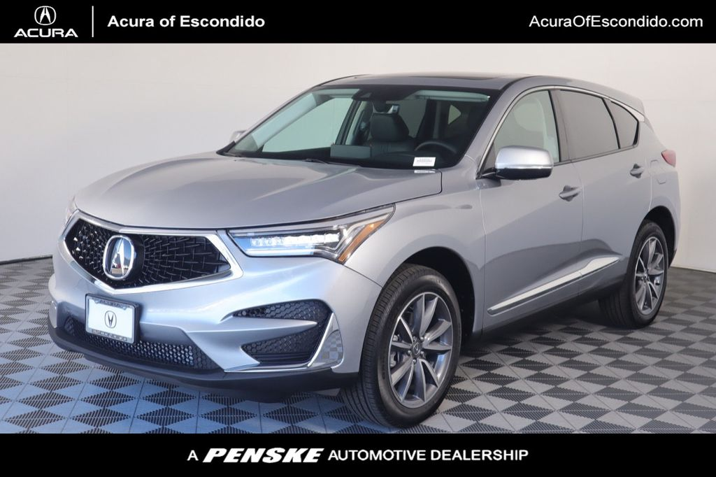 New 2021 Acura RDX with Technology Package