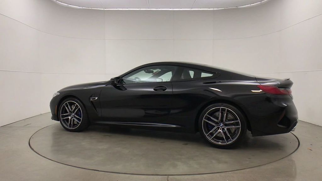 New 2020 BMW M8 2DR CPE
