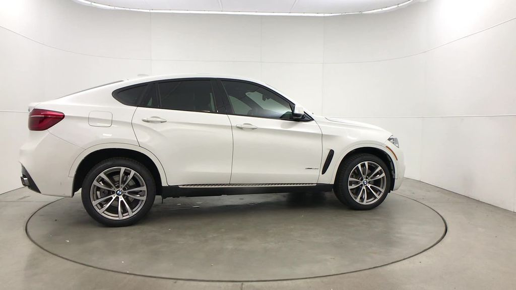 Certified Pre-Owned 2017 BMW X6 xDrive50i
