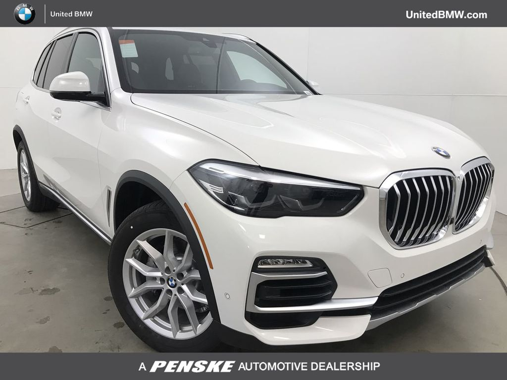 $599 - 2020 BMW X5 sDrive40i LEASE SPECIALS