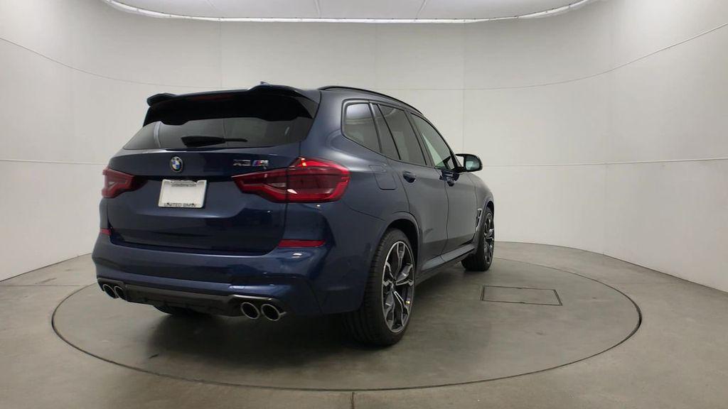 New 2020 BMW X3 M Sports Activity Vehicle