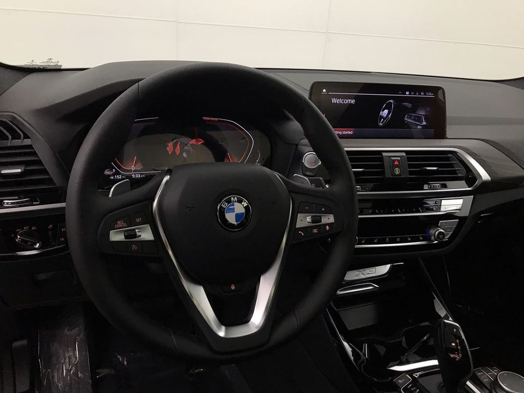 Pre-Owned 2021 BMW X3 S-DR 30I