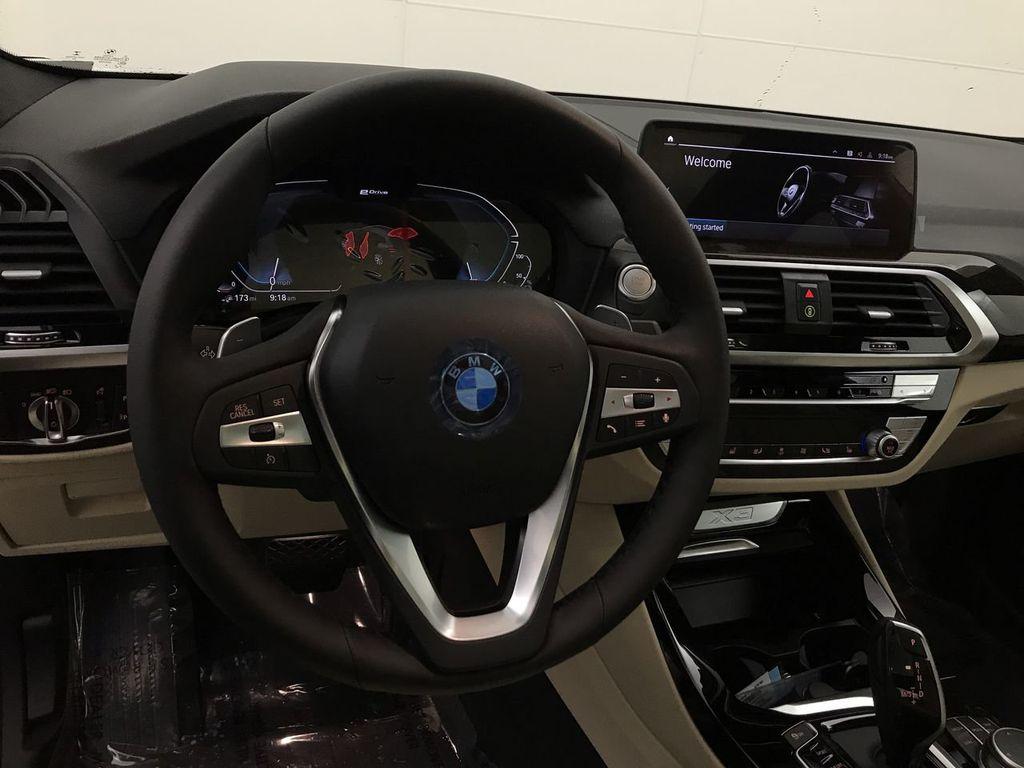 New 2021 BMW X3 Plug-In Hybrid