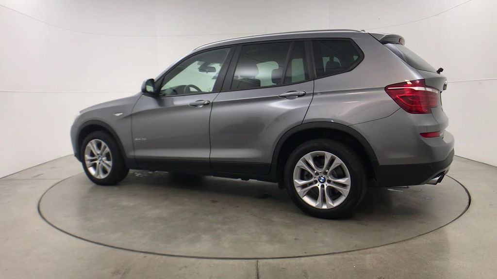 Certified Pre-Owned 2017 BMW X3 xDrive35i