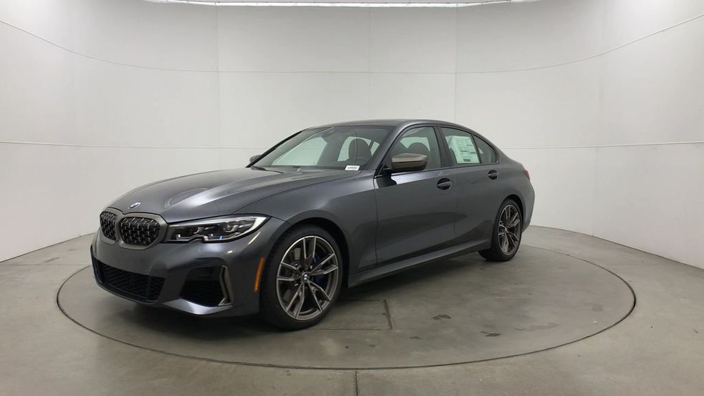 New 2021 BMW 3 Series M340i