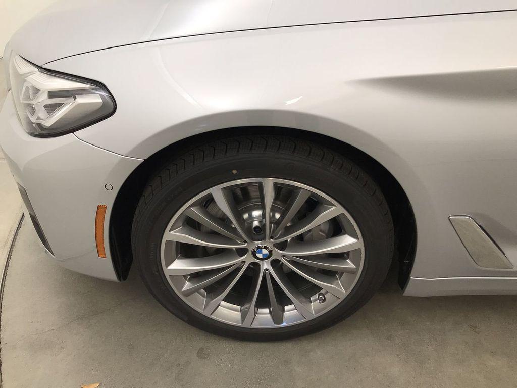 New 2021 BMW 5 Series 530i