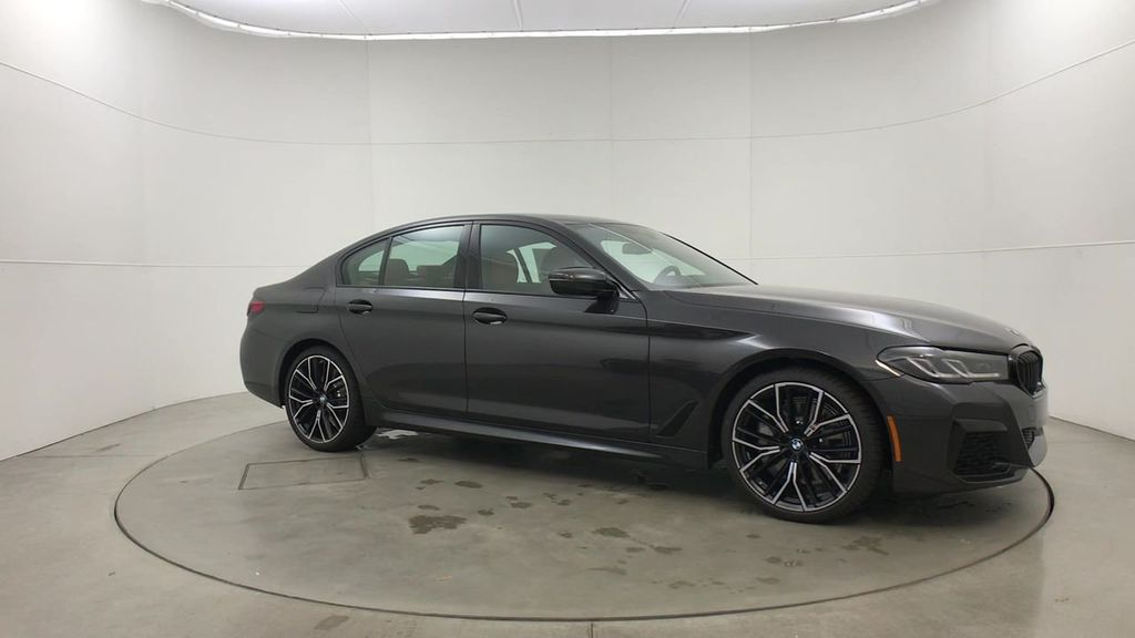 New 2021 BMW 5 Series 530i