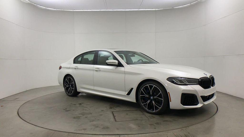 New 2021 BMW 5 Series 540i