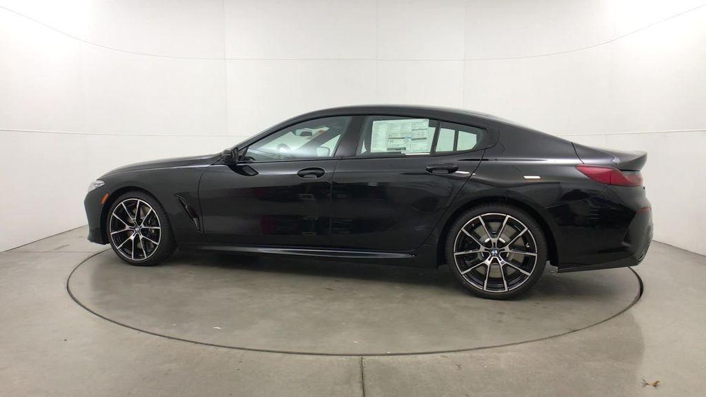 New 2021 BMW 8 Series M850i xDrive Gran Coupe