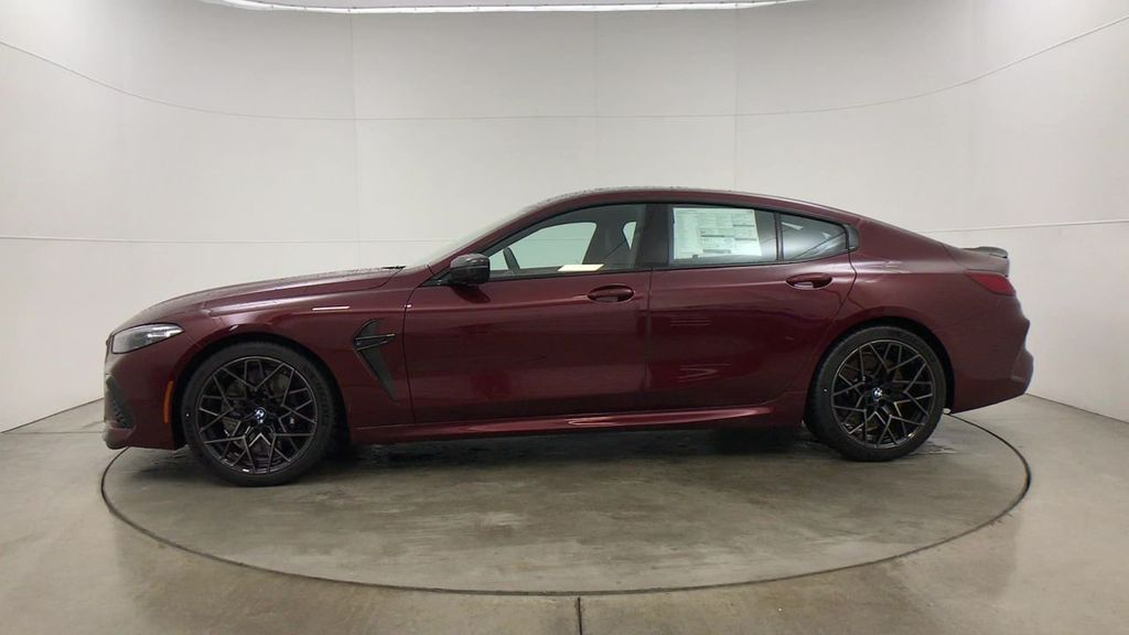 New 2021 BMW M8 Gran Coupe