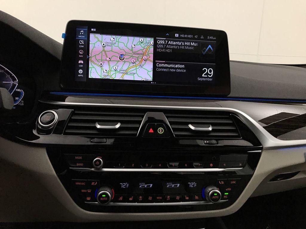 New 2021 BMW 5 Series 530e Plug-In Hybrid