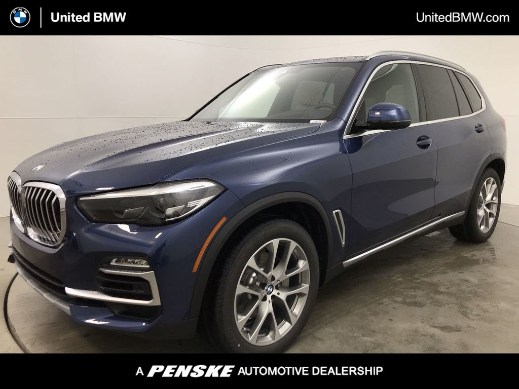 2021 BMW X5 sDrive40i Sports Activity Vehicle