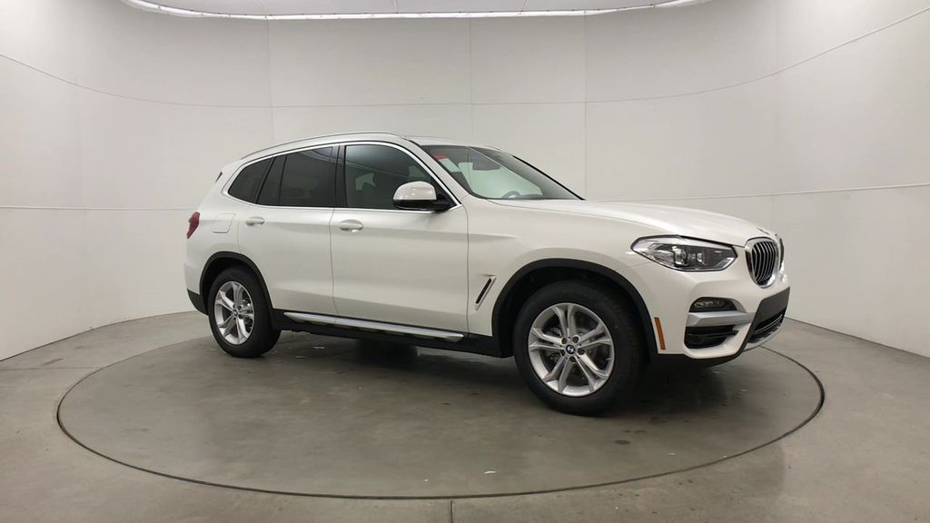 New 2021 BMW X3 sDrive30i Sports Activity Vehicle