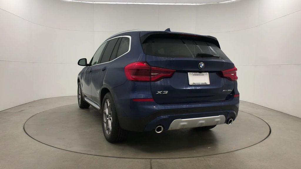New 2021 BMW X3 xDrive30e Plug-In Hybrid