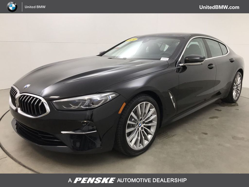 $999 - 2020 BMW 840 GRAN COUPE LEASE SPECIAL