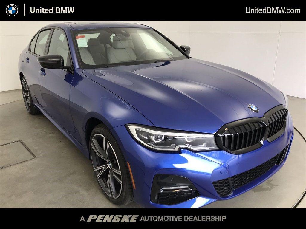 2021 BMW 3 Series 330e xDrive Plug-In Hybrid
