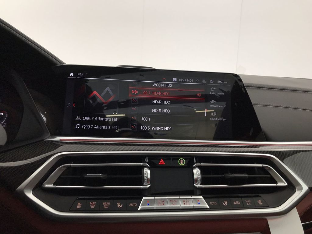 New 2021 BMW X5 M Sports Activity Vehicle