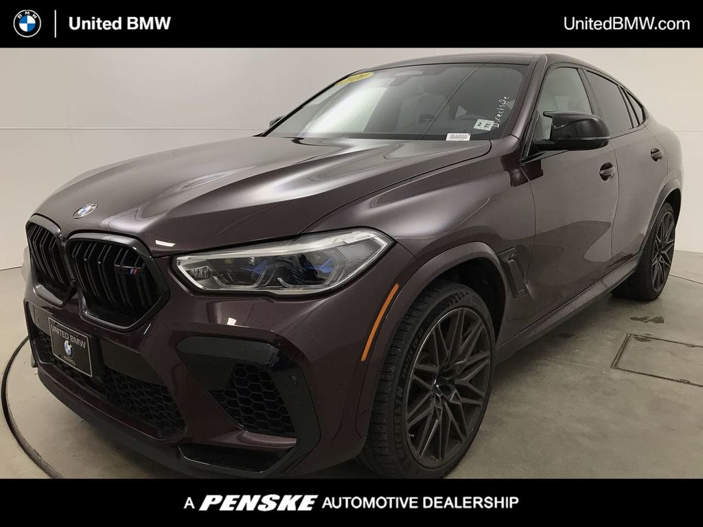 Pre-Owned 2020 BMW X6 M Sports Activity