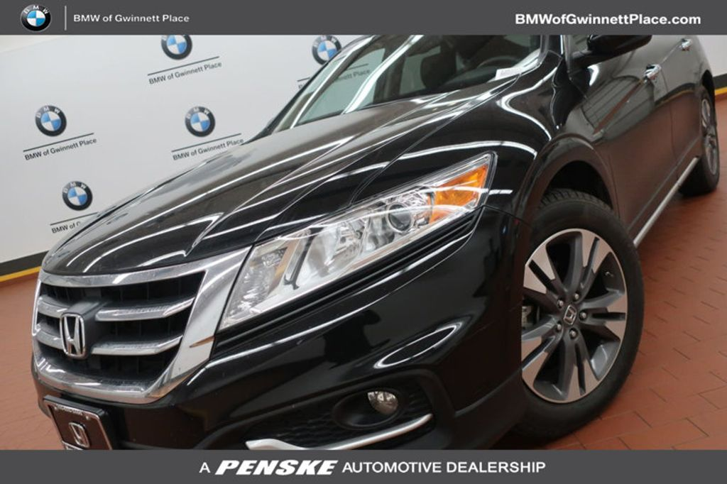 pre owned 2015 honda crosstour 2wd v6 5dr ex l suv at bmw of gwinnett place f38337a penske sale. Black Bedroom Furniture Sets. Home Design Ideas
