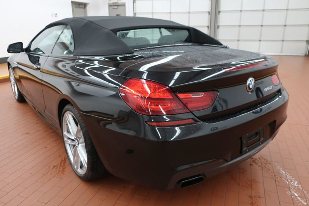 Certified Pre Owned 2017 BMW 6 Series 650i