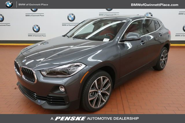 2018 BMW X2 xDrive28i Sports Activity Vehicle for sale VIN: WBXYJ5C3XJEF77826