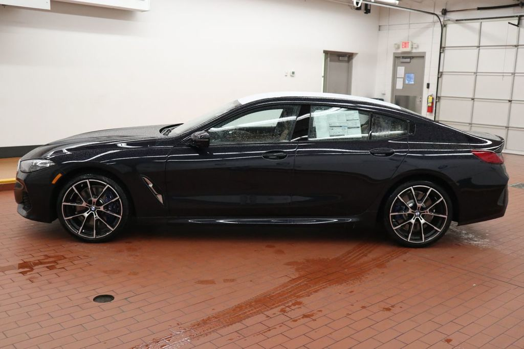 New 2020 BMW 8 Series 840i Gran